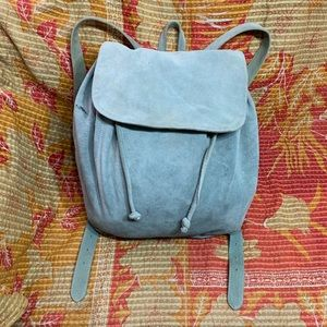 Ecote Suede Backpack